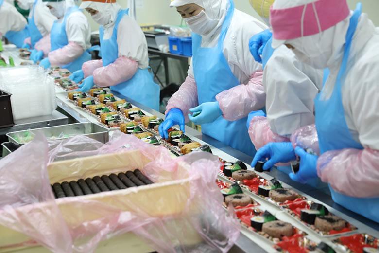 米飯加工食品・炊飯製品・炊飯冷凍加工製品のダイワサミット株式会社